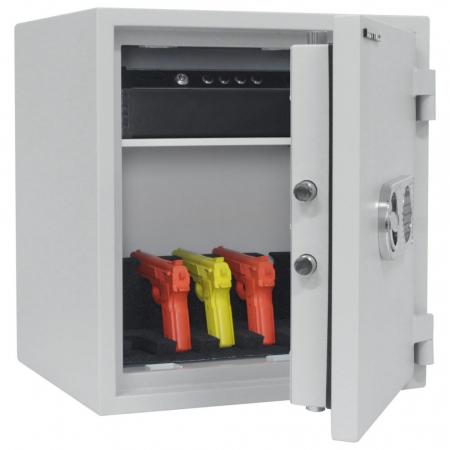 Seif certificat antiefractie antifoc Opal Fire Premium OPD 55 inchidere electronica [3]