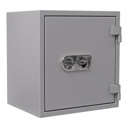 Seif certificat antiefractie antifoc Super Paper Premium 65 inchidere cheie [0]