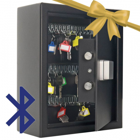 Seif pentru chei Fifty BT Key inchidere electronica cu Bluetooth [0]