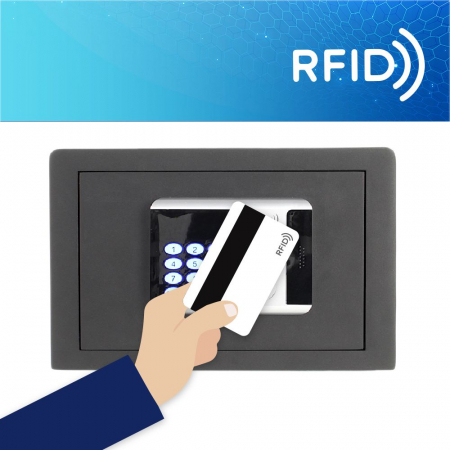 Seif RFID inchidere electronica [7]
