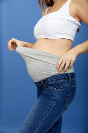Haine gravide