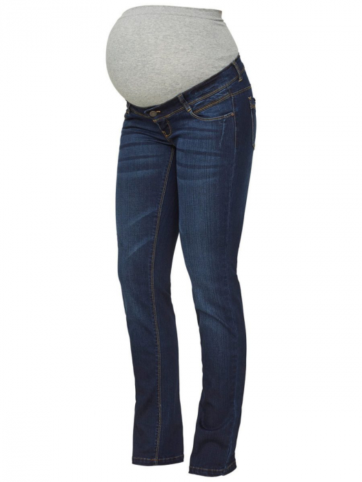Blugi drepti pentru gravide Mamalicious Bilbao 0