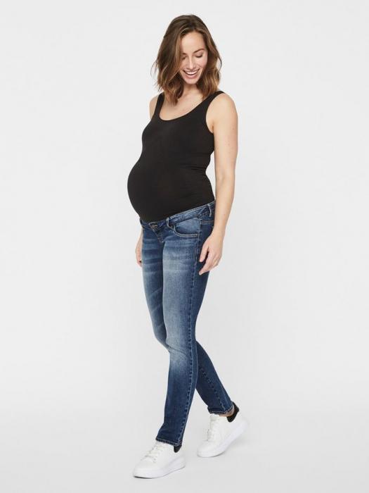 Blugi gravide Mamalicious Celia drepti 0