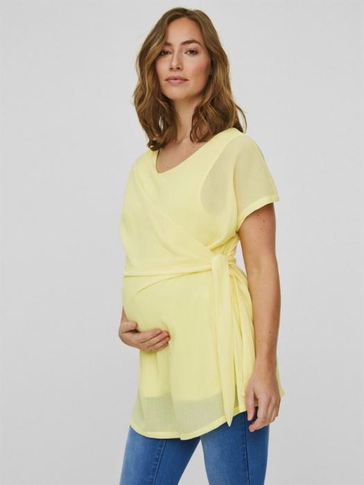 Bluză elegantă pentru gravide Mamalicious Elista 0