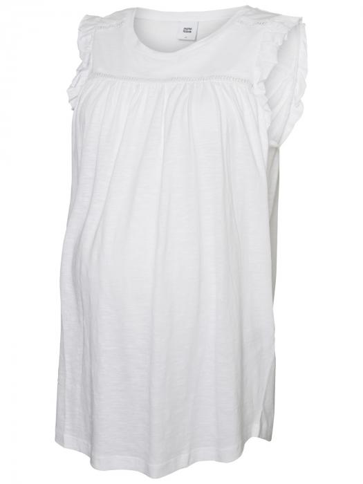 Bluză pentru gravide din bumbac Mamalicious Iman 2