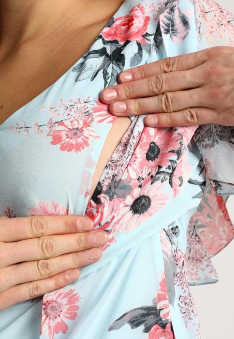 Bluză pentru gravide și alăptare Mamalicious Dalia 1