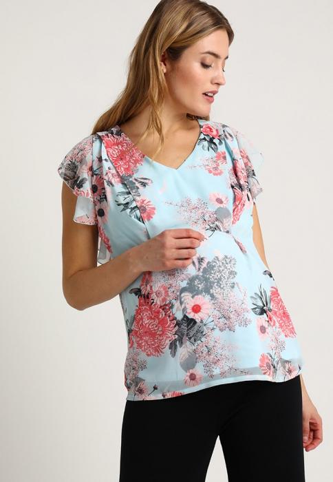 Bluză pentru gravide și alăptare Mamalicious Dalia 0
