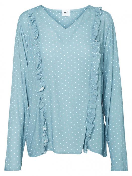Bluză pentru gravide și alăptare Mamalicious Karin 0