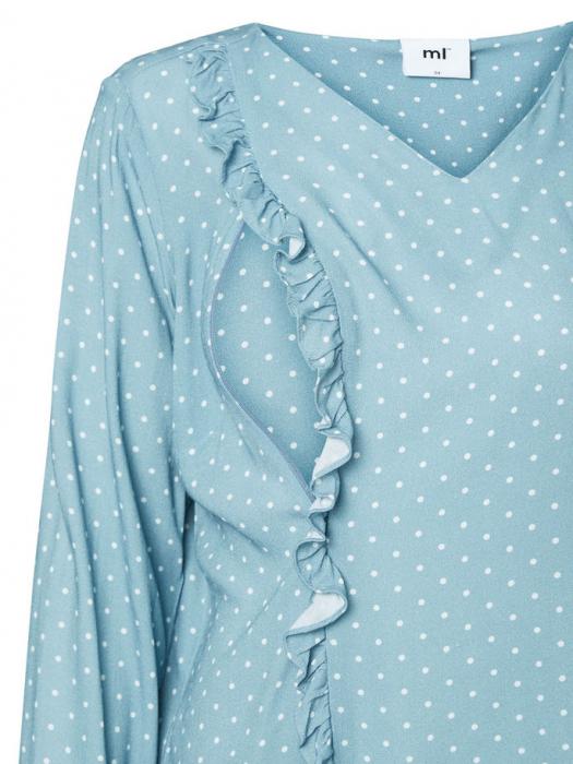 Bluză pentru gravide și alăptare Mamalicious Karin 3