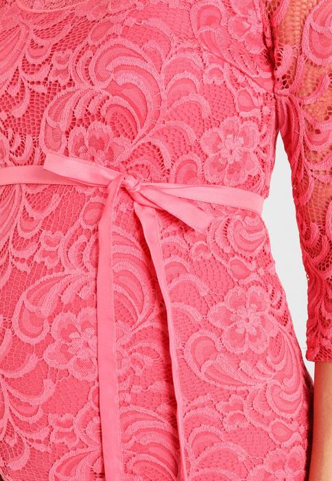 Bluză pentru gravide Mamalicious Mivana sunkist coral 3