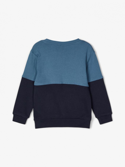 bluza-copii-bumbac-organic-baieti-name-it-valdor-sapphire 2