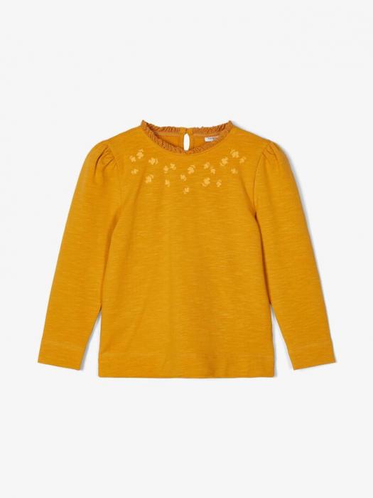 bluza-copii-bumbac-organic-fete-name-it-thura-yellow [0]