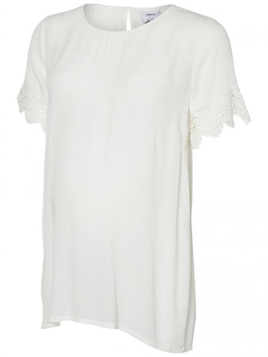Bluza cu maneca scurta pentru gravide Mamalicious Janilla 3