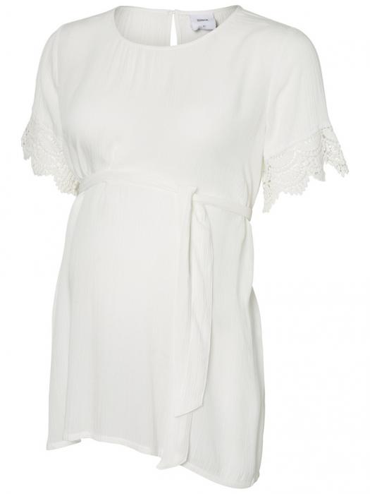 Bluza cu maneca scurta pentru gravide Mamalicious Janilla 1