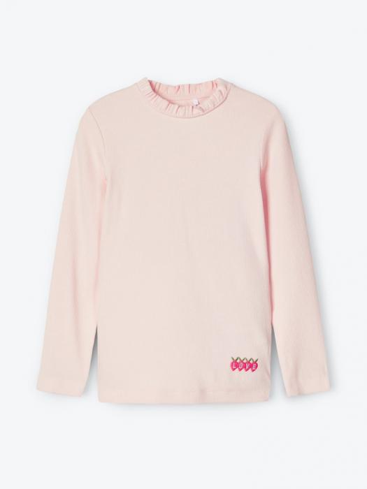 bluza-fete-bumbac-organic-haipe-roz [2]