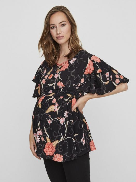 Bluza pentru gravide Mamalicious Oriental 0