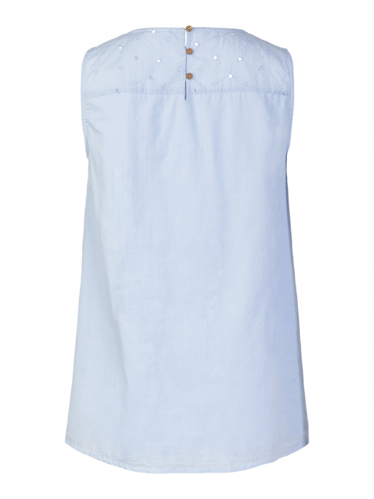 Bluza pentru gravide din bumbac organic Mamalicious Malina 6