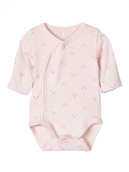 body-prematuri-din-bambus-fete-welle-pink 0