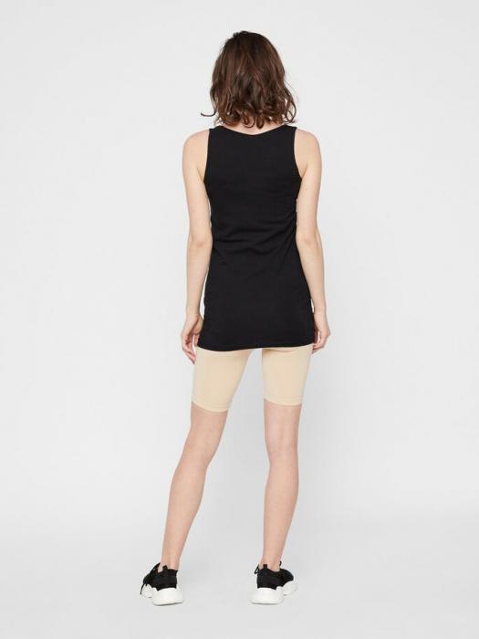 Chilot tip pantalon pentru gravide Mamalicious Tia crem 4