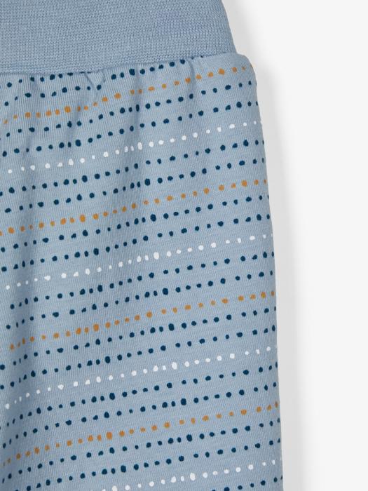 compleu-bebelusi-bluza-si-pantaloni-bumbac-organic-baieti-name-it-leonardo 3