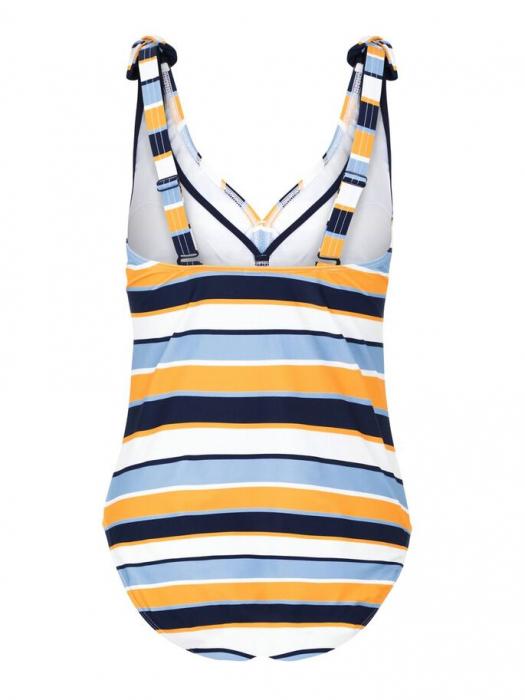 Costum baie gravide si alaptare Russel Stripe 4