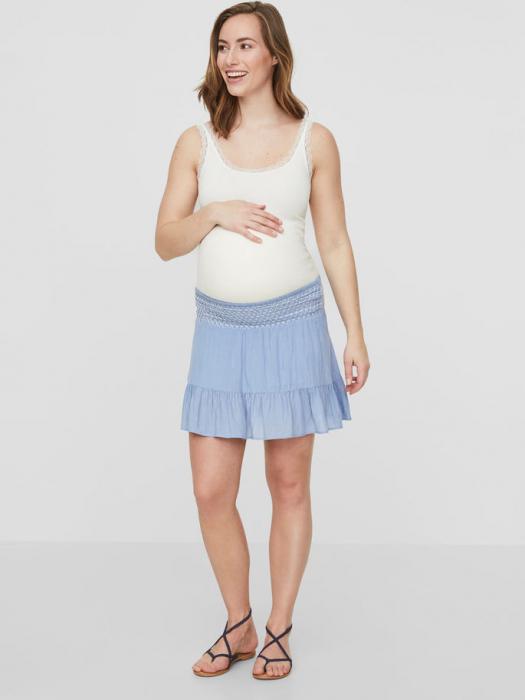 Fustă pentru gravide Mamalicious Andrean 0