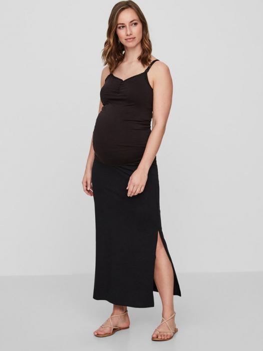 Fustă pentru gravide Mamalicious Lea lungă 4