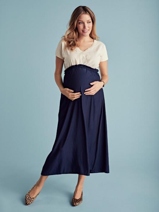 Fusta pentru gravide Mamalicious Marrakech 0