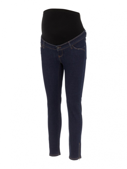 jeans-slim-gravide-bumbac-organic-mamalicious-morena [5]