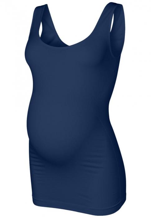 maiou-pentru-gravide-heal-albastru 0