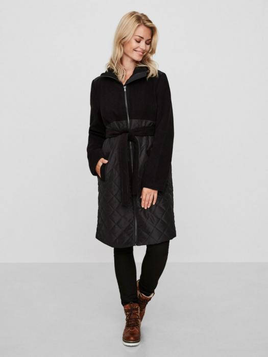 Palton pentru gravide cu panou detașabil Tikka 2 în 1 1