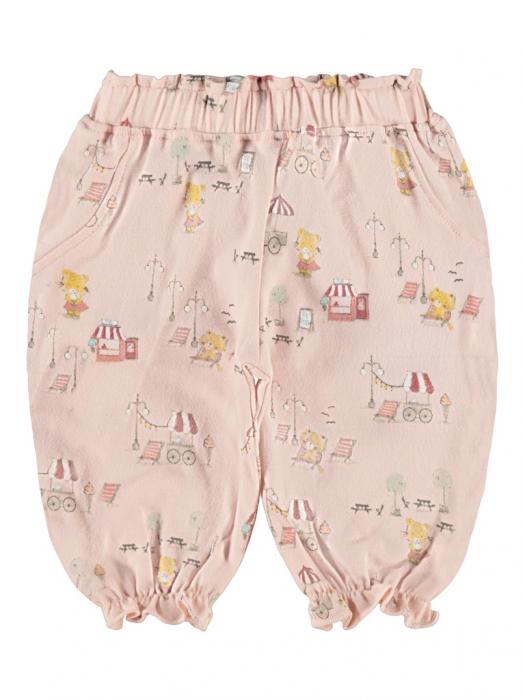 pantaloni-bebe-bumbac-organic-fete-name-it-helga-peach [0]