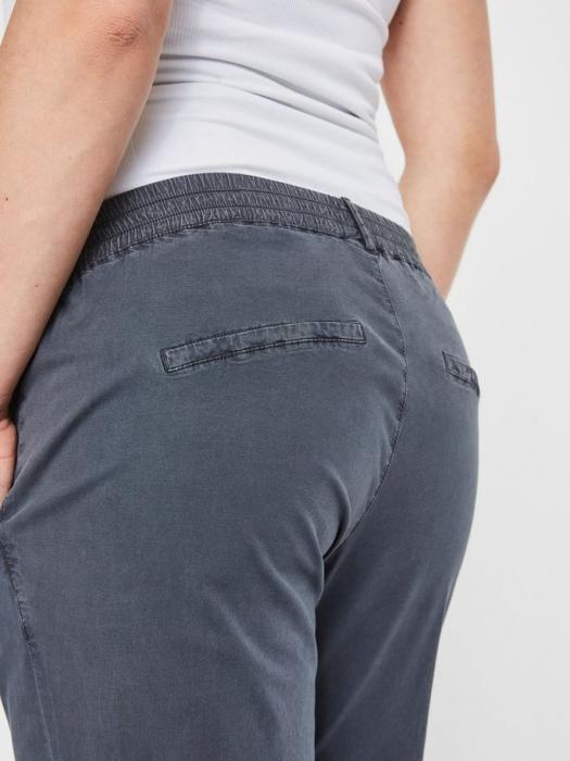 Pantaloni chino pentru gravide Mamalicious Playa 3