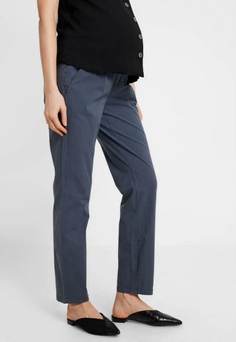 Pantaloni chino pentru gravide Mamalicious Playa 6