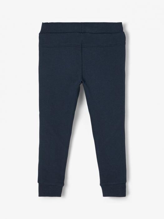 pantaloni-copii-bumbac-organic-baieti-name-it-borge-navy 1