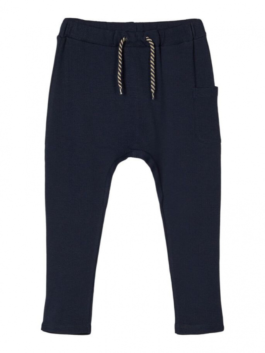 pantaloni-copii-bumbac-organic-baieti-name-it-thors-sapphire 0