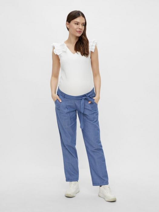 pantaloni-de-vara-gravide-bumbac-organic-mamalicious-milana [0]