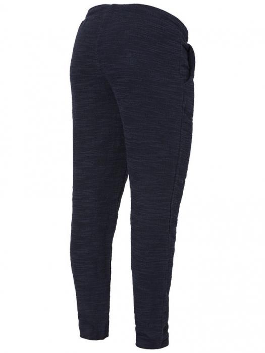 Pantaloni gravide Mamalicious Delaila navy 3