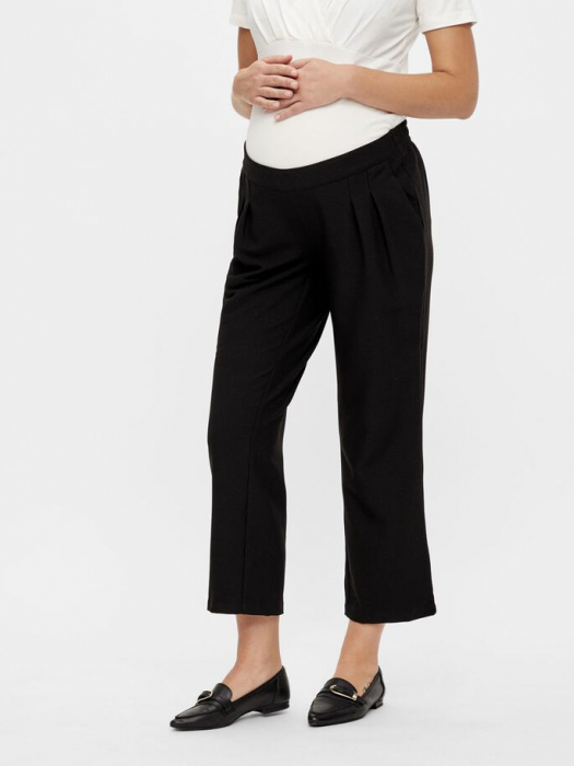 pantaloni-gravide-office-casual-mamalicious-ida 0