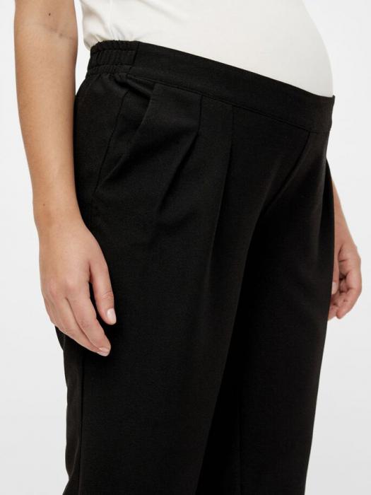 pantaloni-gravide-office-casual-mamalicious-ida 3