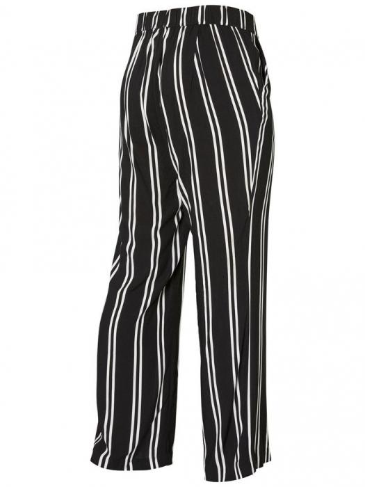 Pantaloni pentru gravide Mamalicious Ebony 2