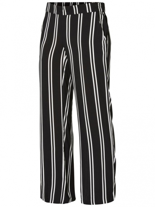 Pantaloni pentru gravide Mamalicious Ebony 1
