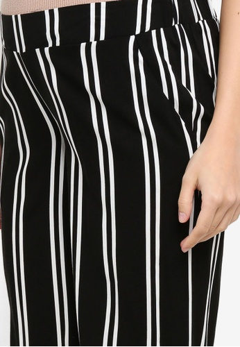 Pantaloni pentru gravide Mamalicious Ebony 4