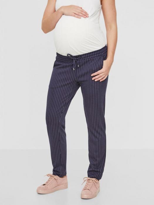 Pantaloni pentru gravide Mamalicious Hilda office-casual 3