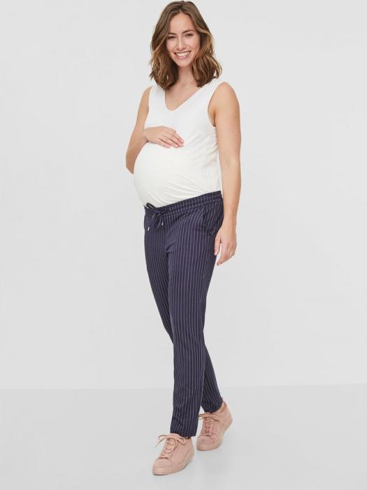 Pantaloni pentru gravide Mamalicious Hilda office-casual 2