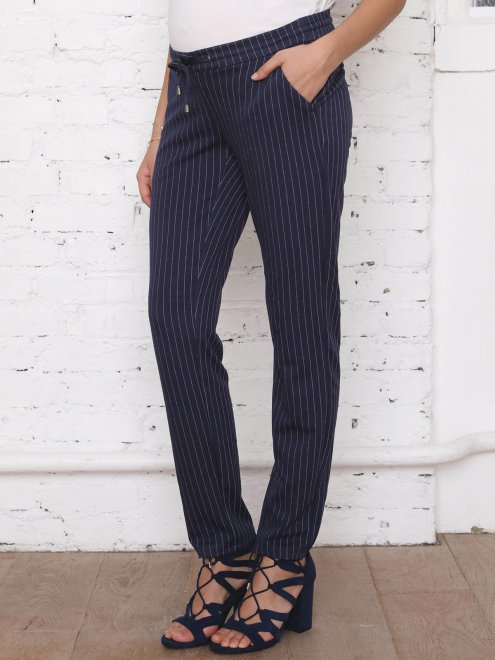 Pantaloni pentru gravide Mamalicious Hilda office-casual 9