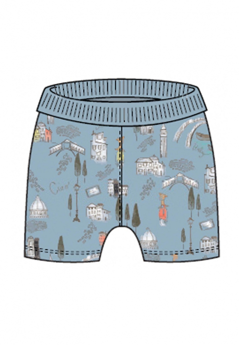 pantaloni-scurti-bebelusi-bumbac-organic-name-it-helge-blue 0