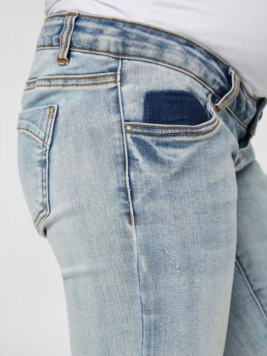 pantaloni-scurti-de-blugi-pentru-gravide-mamalicious-marabella 3
