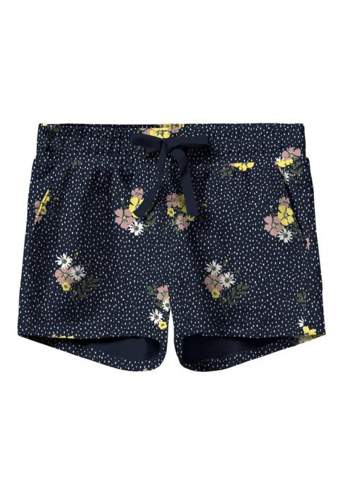 pantaloni-scurti-fetite-bumbac-organic-name-it-vigga-dots 0