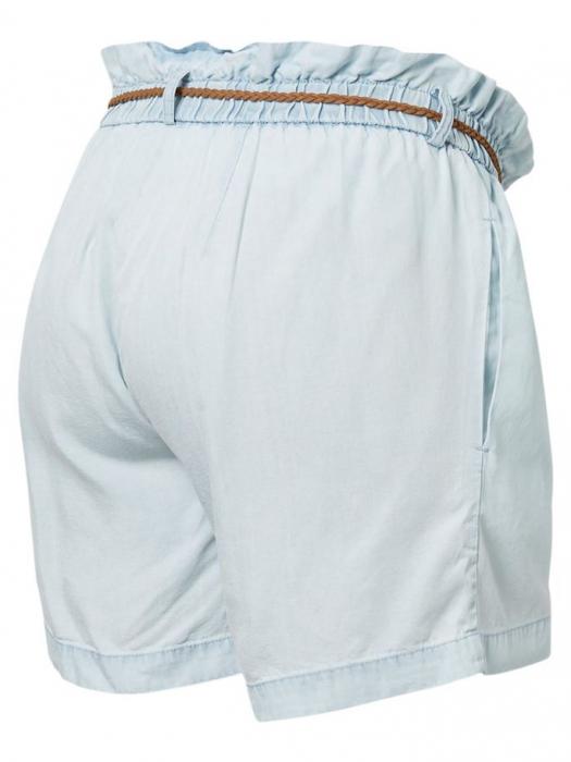 pantaloni-scurti-pentru-gravide-din-lyocell-mamalicious-adora 6